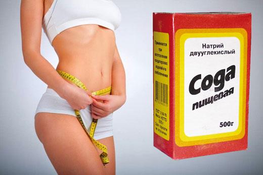 Быстро Похудеть От Соды. Сода для похудения и очищения организма: 4 способа применения