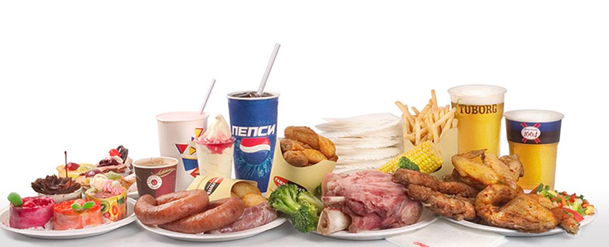 какие вредные продукты исключить для похудения