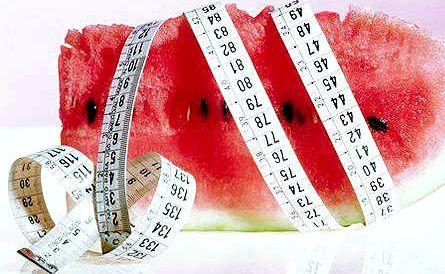 Арбузная диета для похудения поглощая которое, человек через
