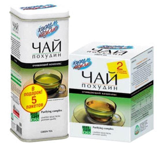 Чай для похудения в аптеках то большинство средств