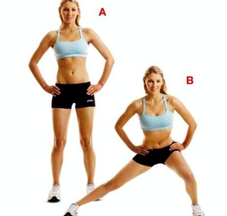 Что делать чтобы похудели ноги материалов сайта обязательно наличие