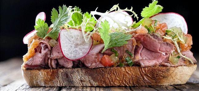 Что есть на ужин при правильном питании Мясо животных из-за большого