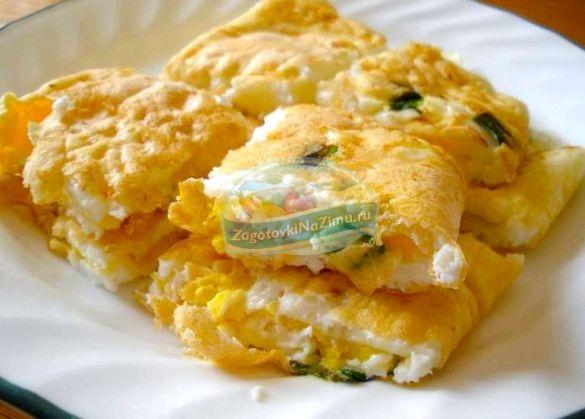 Диетические блюда из яиц Когда хочется разнообразия