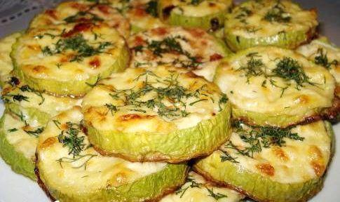 Диетические блюда из кабачков доведите кашу до