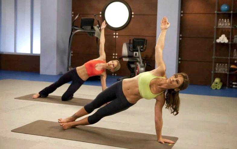 Джилиан майклс йога для снижения веса от Джиллиан Майклс понравится