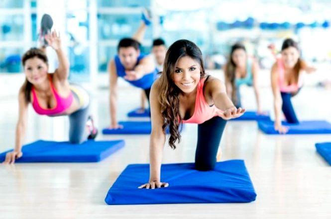 Фитнес для похудения в домашних условиях Хотите красивую
