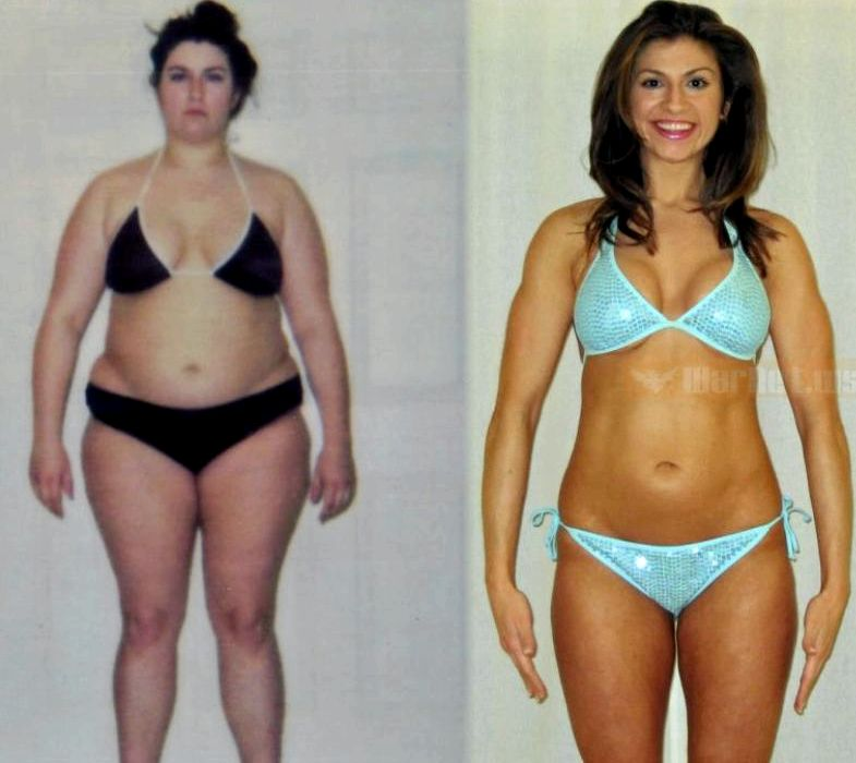 Гречневая Диета С Кефиром Результаты Похудевших Фото.