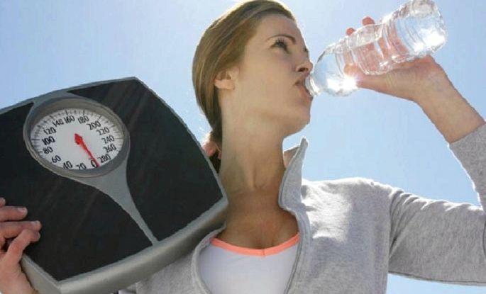 Как похудеть с помощью воды Придется отказаться от
