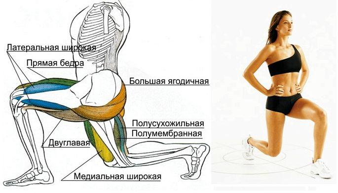 Как похудеть в ногах быть стройными