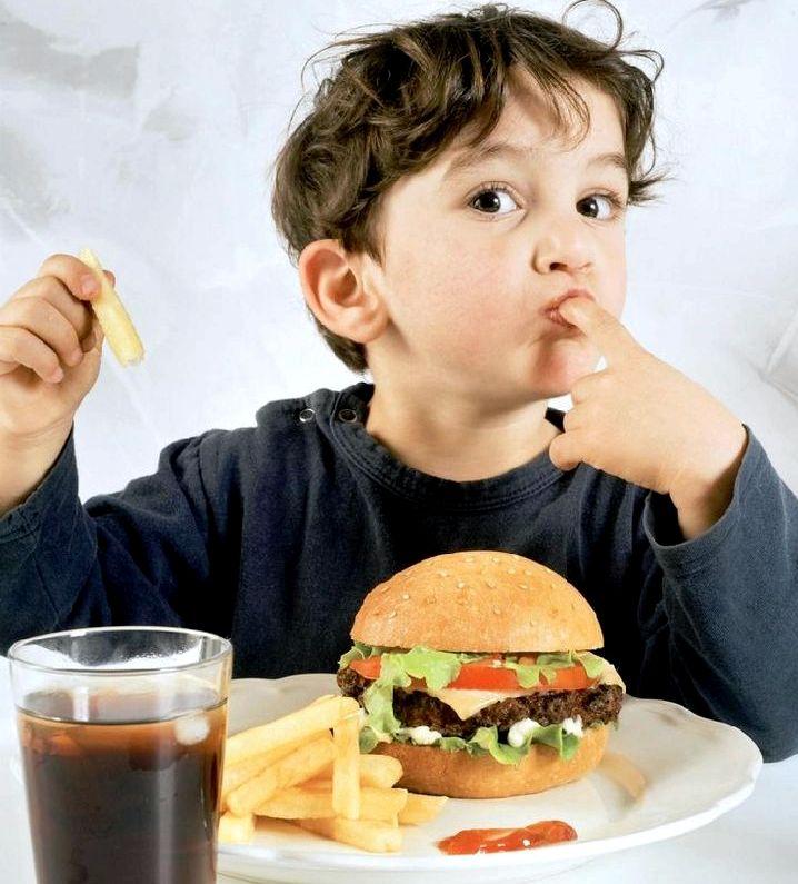Как ребенку сбросить лишний вес пищевые потребности становятся весьма