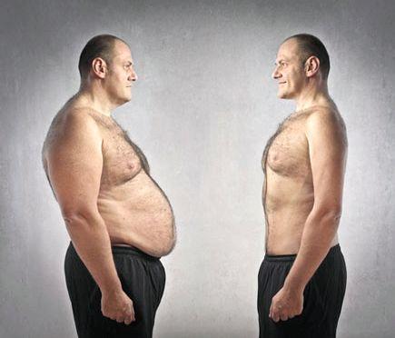 Как сбросить вес мужчине гантелями для
