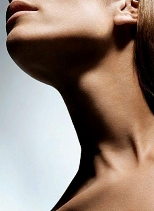 Как убрать жир на шее сзади вследствие переедания