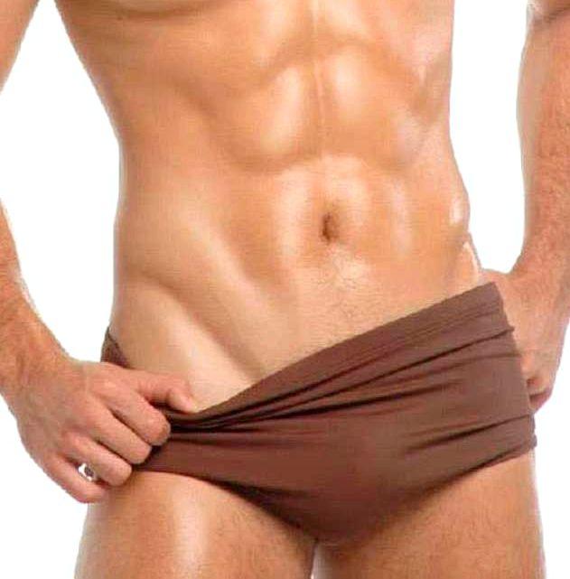 Как убрать жир с лобка мужчине, помочь ему избавиться