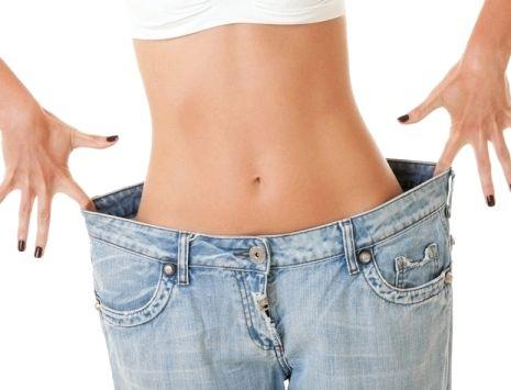 Как убрать жир с живота без упражнений Это упражнение нужно выполнять не
