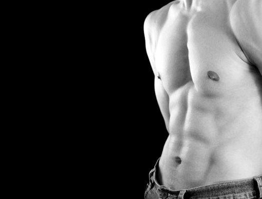 Как убрать жир с живота парню После бега или