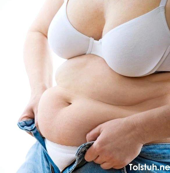 Как убрать живот женщине Если вы здоровы, забудьте