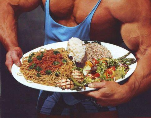 Какие продукты для роста мышц Рост мышц