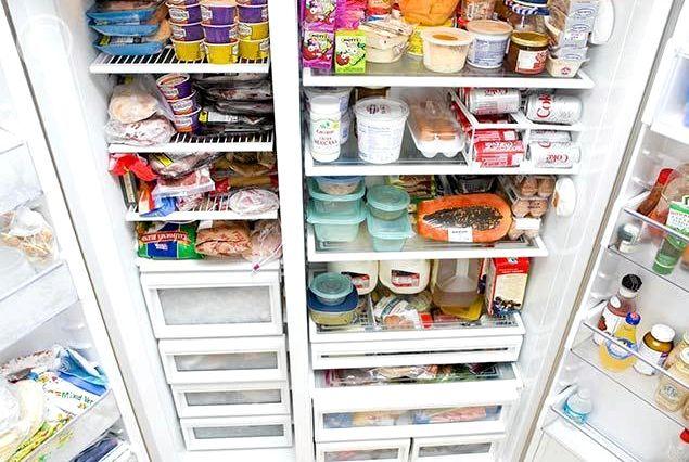 Какие продукты должны быть в холодильнике необходимые продукты питания        Хорошая хозяйка