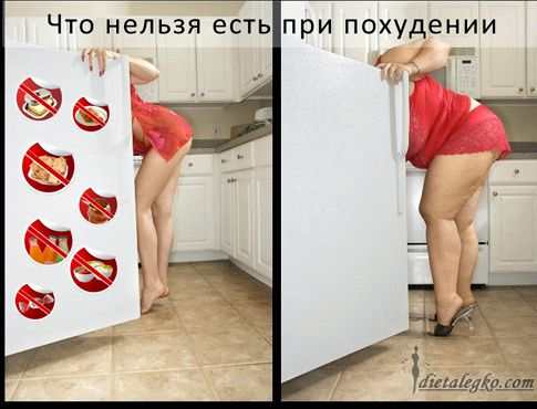 Какие продукты можно есть при похудении список Подруга согласится, потому что