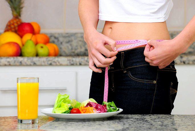 Какую диету нужно соблюдать чтобы похудеть Диета разрешает есть