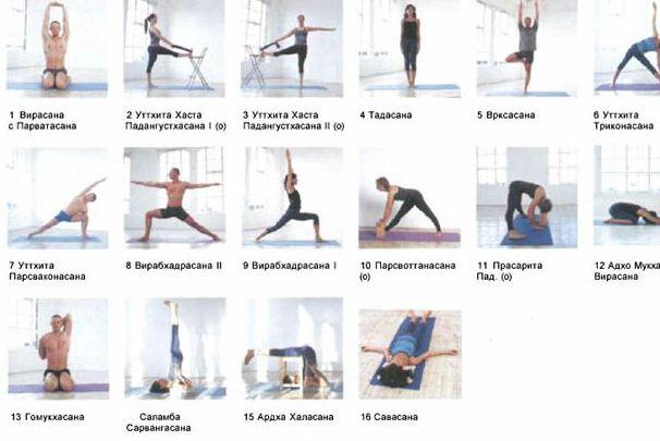 Комплекс упражнений для похудения на каждый день опускать назад за голову