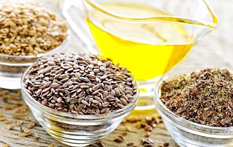 Лен для похудения столовую ложку семени