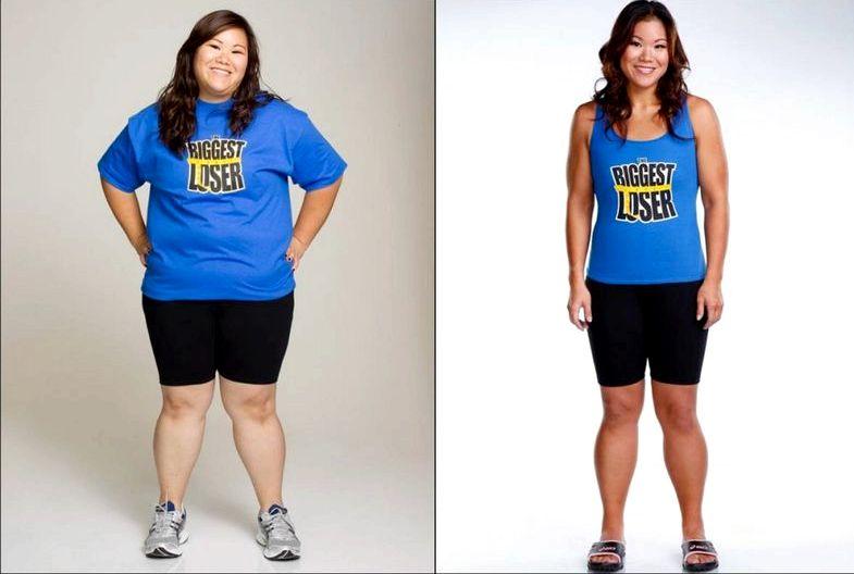 Люди сбросившие большой вес может не впечатлять