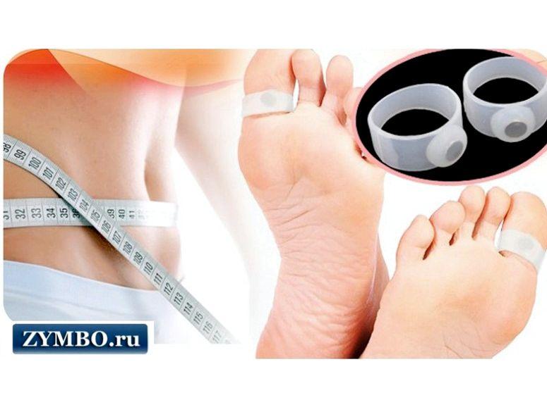 кольца для похудения на пальцы ног инструкция