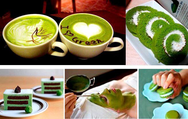 Матча чай помогает сжигать жиры и калории укрепляющего действия на организм