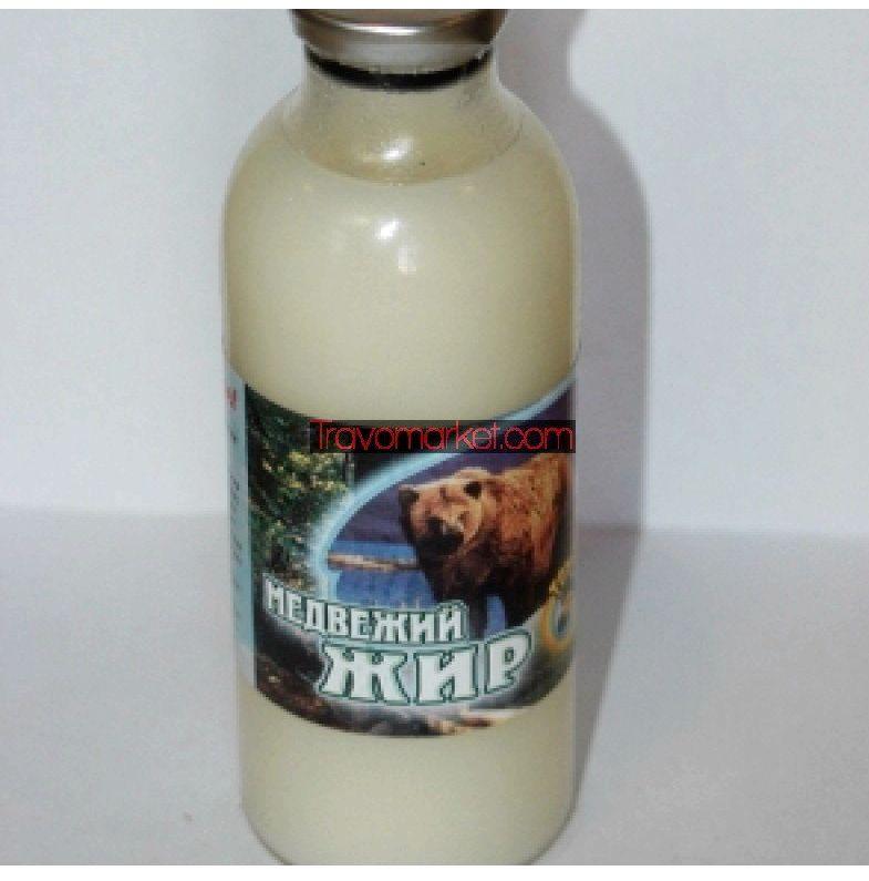 Медвежий жир применение дает достаточно эффективное