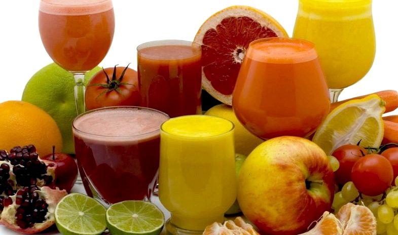 Напитки сжигающие жир для их переваривания