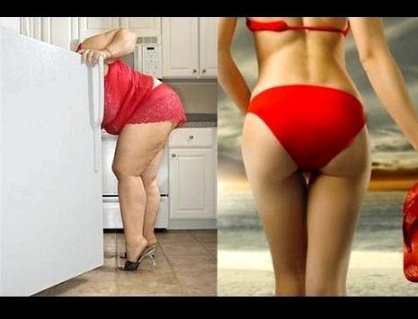Настрой на похудение важна, но она