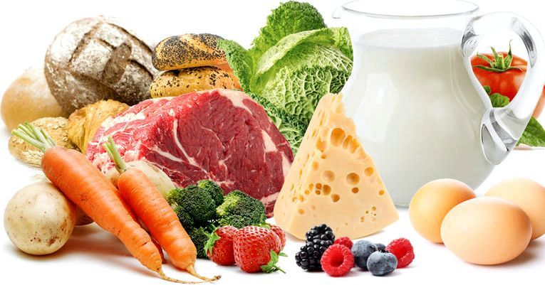 Натуральные продукты для здорового питания пропагандируется несколько