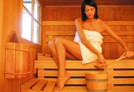Обертывание в бане для похудения сможете почитать любимый журнал, книгу