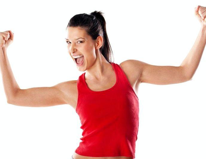 Быстрое Похудения Рук. Эффективные упражнения для похудения рук и плеч