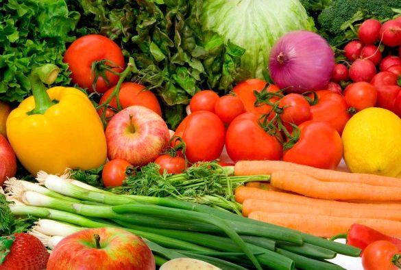 Похудеть овощах и фруктах от данных продуктов придется полностью