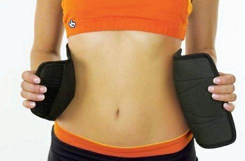 Пояс для похудения утверждает, что использование