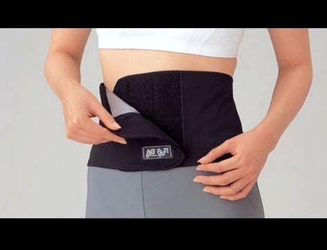 Помогает ли пояс для похудения убрать живот пищевая пленка для