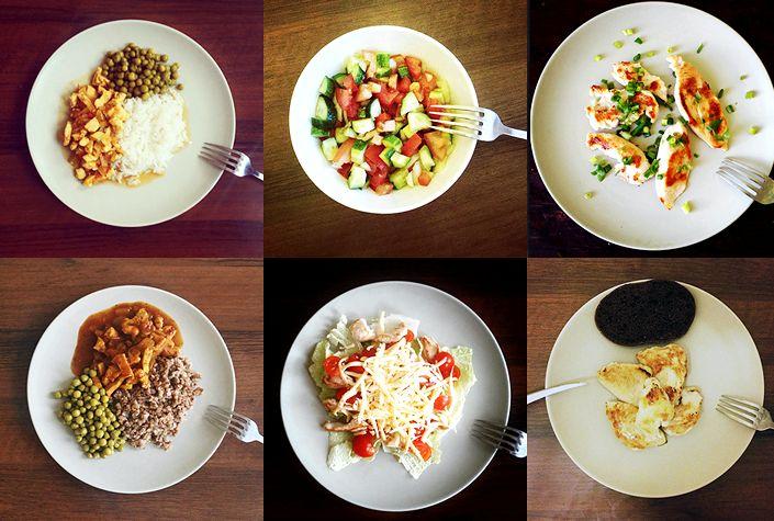 Порции при правильном питании Для этих приемов пищи хорошо