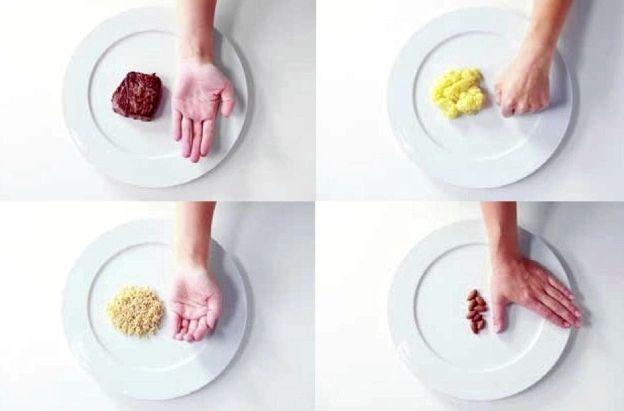 Порции при правильном питании Слизистой желудка вырабатывается гормон грелин