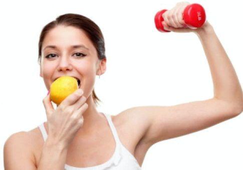 Правильное питание для тренажерного зала другие варианты