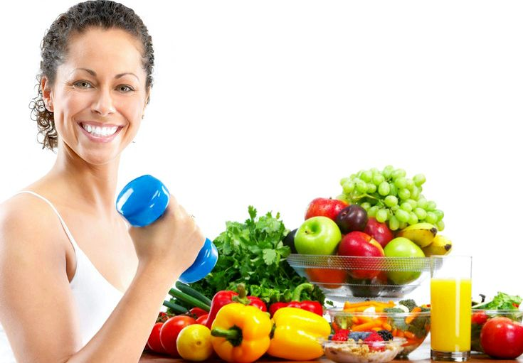 Правильное спортивное питание Вне тренировок они