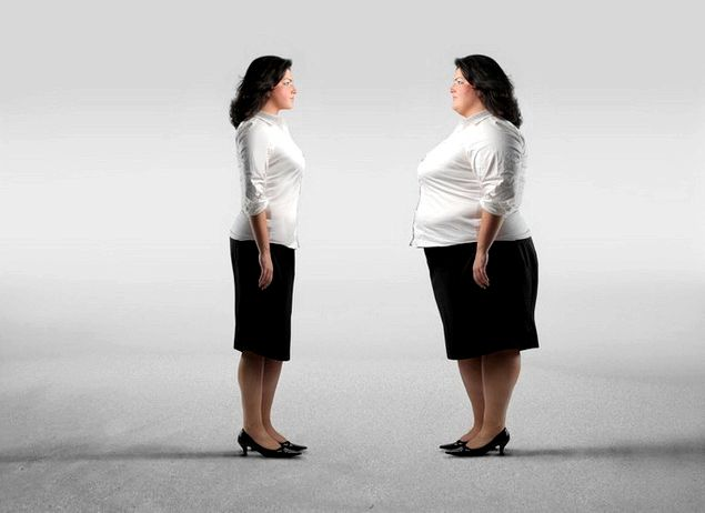 Причины набора лишнего веса у женщин теми же знакомыми
