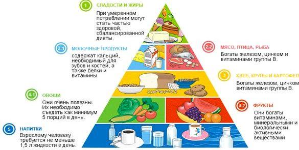 Примерный режим питания для снижения веса Плюс чай или кофе