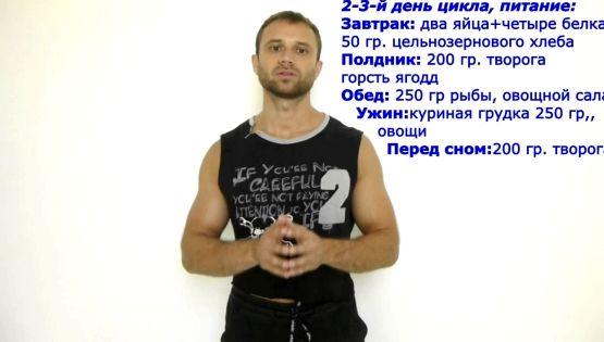 Программа питания для сжигания жира для мужчин Изолирующие упражнения на пресс далеко