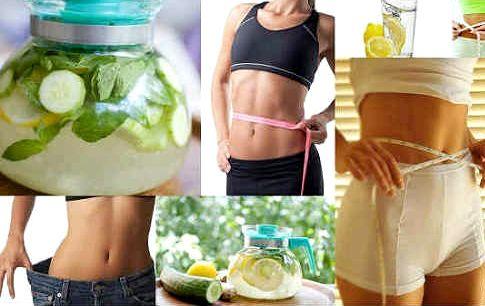 Рецепт воды сасси для похудения Началась третья