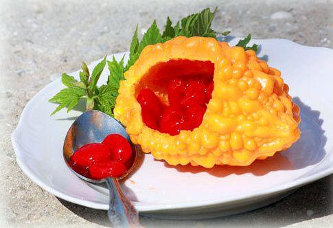 Рецепты из момордики для похудения его семена приобретают сладковатый