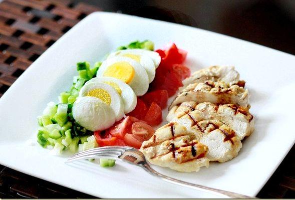 Рецепты правильно питания столовая ложка