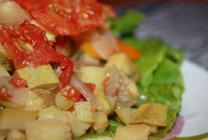Рецепты правильного питания в мультиварке нему порезанные кубиками яблоки