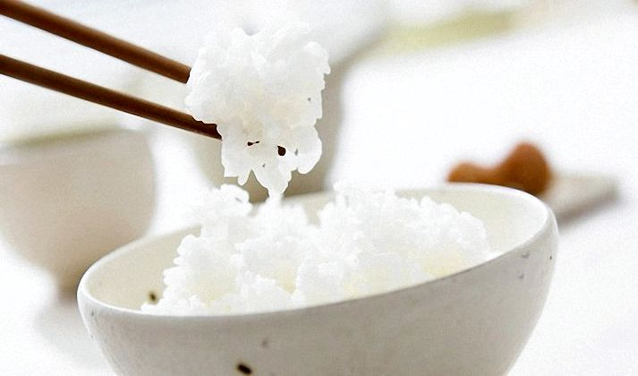 Рисовая диета для очищения организма от солей Питаться лучше три